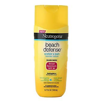 Neutrogena beach defense lotion, suojakerroin 30, 6,7 oz