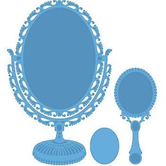Marianne Design Creatables leikkaus kuolee - Vintage Mirror LR0321
