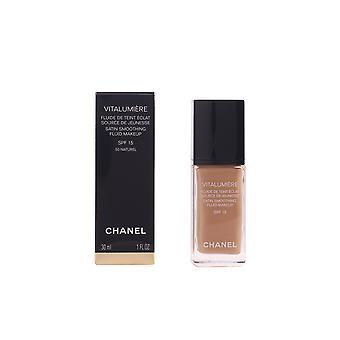 Chanel Vitalumière Fluide De Teint Éclat Spf15 #50-naturel 30 Ml naisten