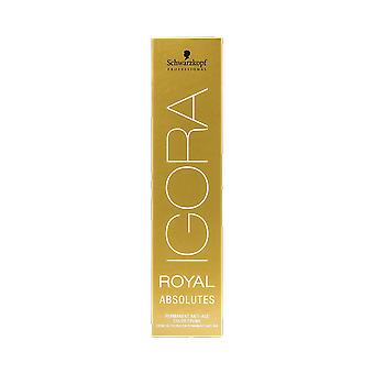 Schwarzkopf Igora Royal Absolutes 7-60 Permanent Color Creme 60ml