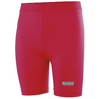 Rhino Childrens Boys Thermal Underwear Sports Base Layer Shorts
