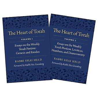 The Heart of Torah - Gift Set - Essays on the Weekly Torah Portion by