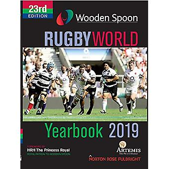 Rugby World Wooden Spoon Yearbook 2019 23rd Edition by Ian Robertson