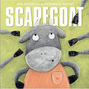Scapegoat by Ava Keyes - 9781912678129 Book