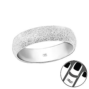 6mm Diamond Dust - 925 Sterling Silver Midi Rings - W38869x