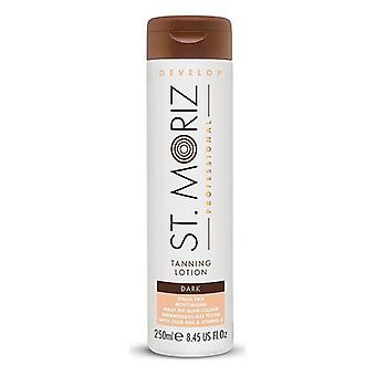Self-Tanning Lotion Professional St. Moriz (250 ml)