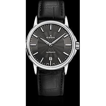 Edox Horloges Les Bémonts Dameshorloge Les Bémonts 57001 3 GIN