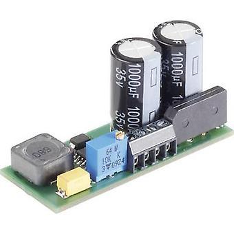 TRU COMPONENTS W78-ADJ Spänningsregulator - DC/DC spänningsregulator Modul Positiv justerbar 1 A