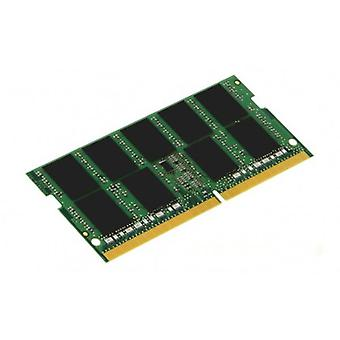 Kingston 16Gb Ddr4 Sodimm 2666Mhz Cl19 1V Unbuffered Valueram Memory