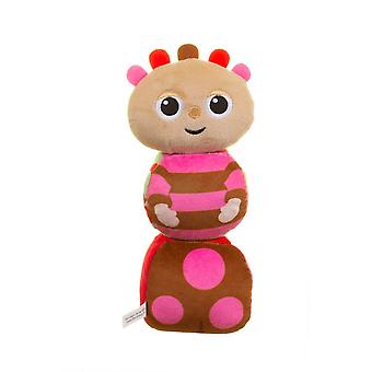 In the Night Garden Tombliboo Twister Activity Soft Toy 20cm For Ages 10 Months