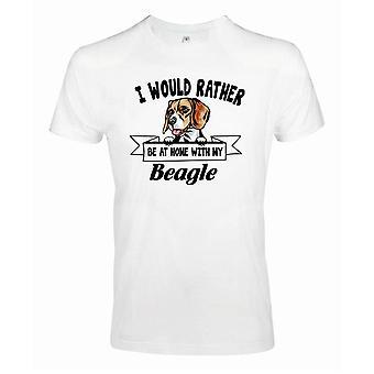 Beagle Kikande pies t-shirt - Raczej być z...