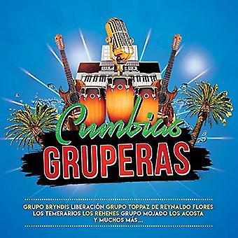 Various Artist - Cumbias Gruperas [CD] USA import