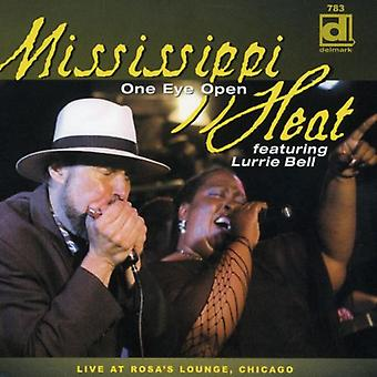 Mississippi Heat - One Eye Open-Live at Rosa's Lounge Chicago [CD] USA import