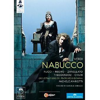 G. Verdi - Nabucco [DVD] USA import
