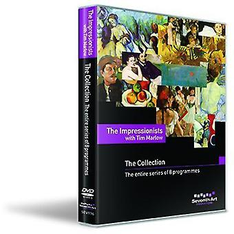 Impressionists [DVD] USA import