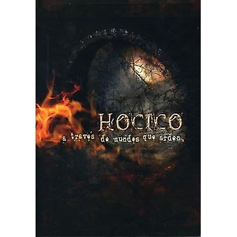 Hocico - Traves De Mundos Que Arden [DVD] USA import