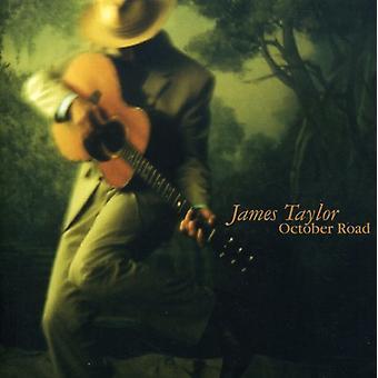 James Taylor - October Road [CD] USA import