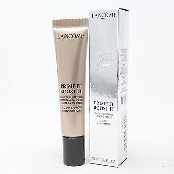 Lancome Prime It Boost It All Day Eye Primer  0.33oz/10ml New With Box