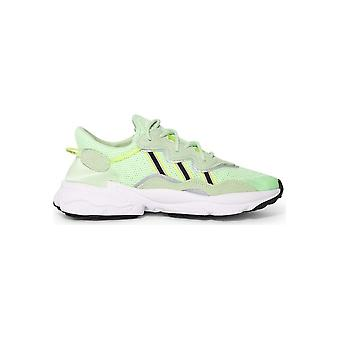 Adidas - Sapatos - Tênis - EE6466_Ozweego - Unisex - palegreen - Reino Unido 8.5
