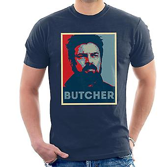 The Boys Billy Butcher Men's Camiseta