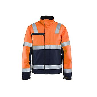Blaklader hi-vis winter jacket multinorm 40691513 - mens