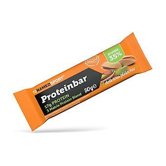 Proteinbar delicious pistachio 1 bar of 50g