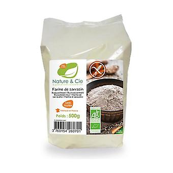 Gluten Free Organic buckwheat flour 500 g