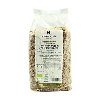 ECO Thick Whole Grain Oat Flakes 500 g