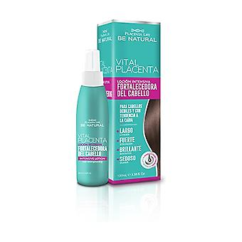 VITAL PLACENTA Fortalecedora de cabello 100 ml of cream