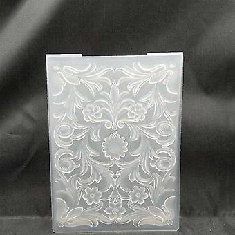 3d Embossing Plates Design For Invitations, Cards, Envelopes - Papier Diy