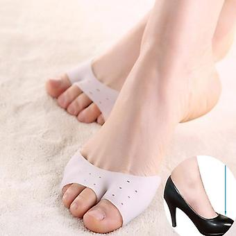 Tå ermet fotbeskyttelse ballett - høye hæler Hallux Valgus Gel