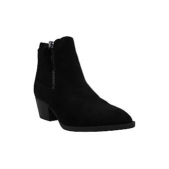 Carlos by Carlo Santana Womens G5324F1001 Suede Pointed Toe Ankle Fashion Boots