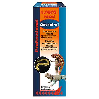 Sera Med Profesional Oxyspirol para Ácaros Pulmonares (Reptiles , Food Supplements)