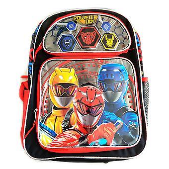 Power Ranger Power Up Sac à dos 16-quot; Kids School School Book Bag