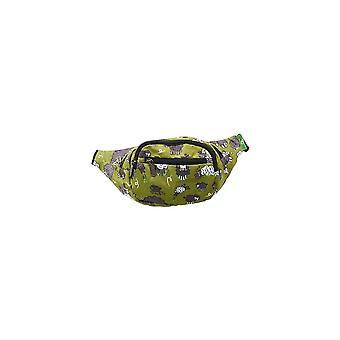 Eco-Chic Eco-chic Bum Bag (green Sheep)