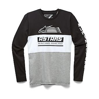 Alpinestars Rivalry Long Sleeve T-Shirt in Black