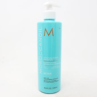 Moroccanoil Moisture Repair Shampoo  16.9oz/500ml New