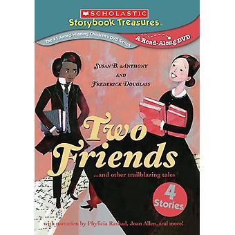 Zwei Freunde: Susan B Anthony & Frederick Douglass [DVD] USA Import