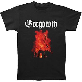 Gorgoroth Church Fire T-shirt