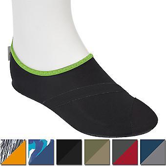 FitKicks Men's Breathable Ergonomic Comfort Non-Slip Sole Active Footwear