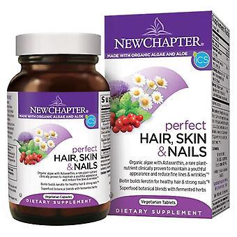 Nouveau chapitre Perfect Hair- Skin & Nails, 60 Bonnets de légumes