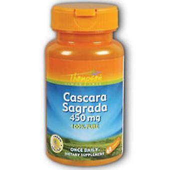 Thompson Cascara Sagrada, 60 Caps