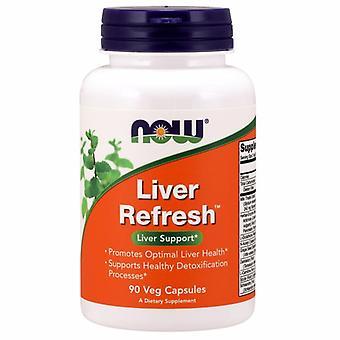 Agora Foods Liver Refresh, 90 Caps