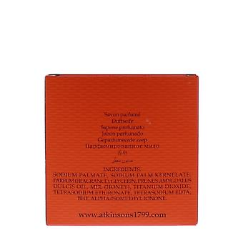 Atkinsons 24 Old Bond Street Perfumed Soap 150g NEW. Unisex