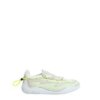 Lanvin Fmskdipumema001 Men's White Nylon Sneakers