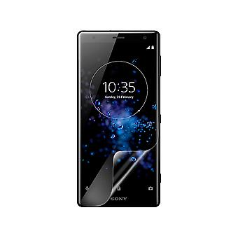 Celicious Matte Anti-Glare Screen Protector Film Compatible with Sony Xperia XZ2 [Pack of 2]