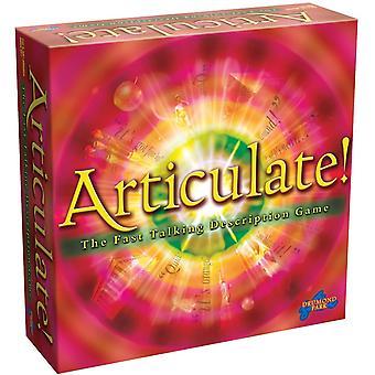 Articulate - The Fast Talking Description Board Game