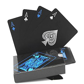 Waterproof Pvc Pure Magic Box, Plastic Playing Cards Set