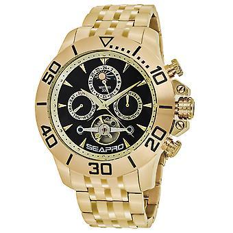 Seapro Men's Montecillo Black Dial Watch - SP5131
