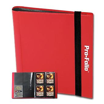 BCW Pro Folio Binder 4 Pocket